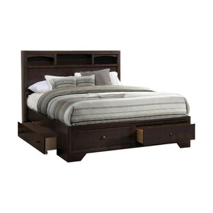 Estaugh Storage Panel Bed