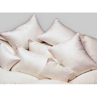 Down to Basics Down King Pillow