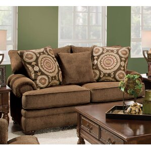 Westerville Loveseat by Alcott Hill