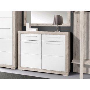 Anwen 12 Pair Shoe Storage Cabinet By Ebern Designs