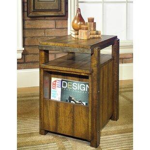 Loon Peak Tafoya Cabinet End Table