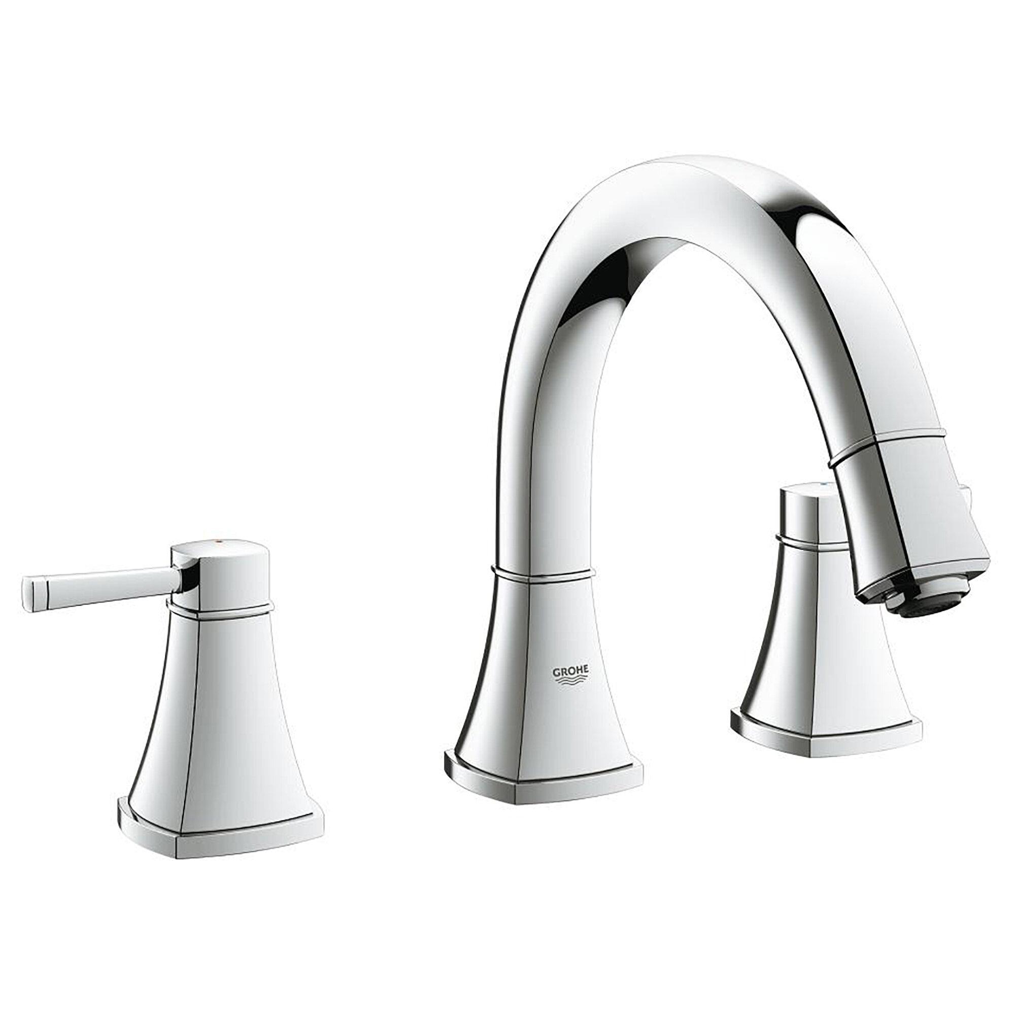 Grohe Geneva Widespread Bathroom Faucet
