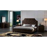 Stalnaker Upholstered Platform Bed by Canora Grey