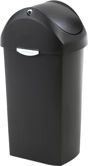 Lidded Trash Can | Wayfair