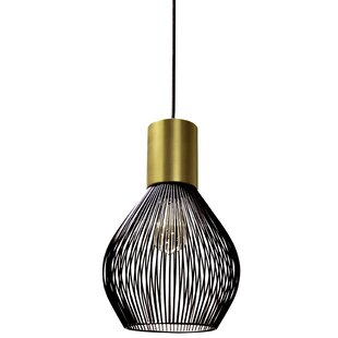 Wrought Studio Carolina 1-Light Bell Pendant