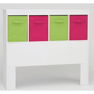 Gracie Twin Bookcase Headboard