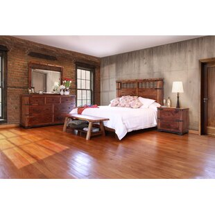 Parota Panel Configurable Bedroom Set by Artisan Home Furniture
