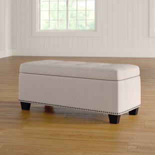 Hawley Tufted Storage Ottoman by Alcott Hill