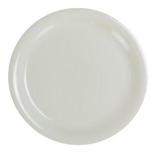 Seaford Narrow Rim Round Melamine Dinner Plate (Set of 24)