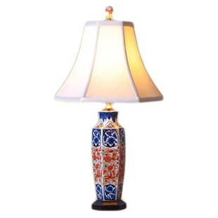 Best Price Imari 20 Table Lamp By Oriental Furniture