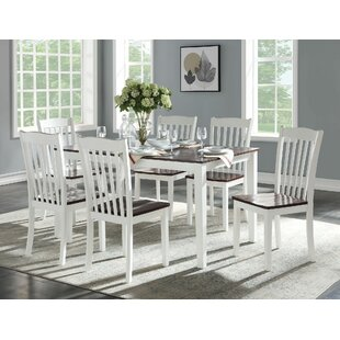 Farryn 7 Pieces Dining Set by August Grove Herry Up