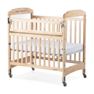Next Gen Mini Crib with Mattress By Foundations