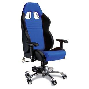 Kulas Ergonomic Gaming Chair by Latitude Run