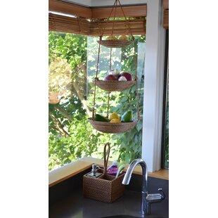 Shirley Hanging Fruit Basket