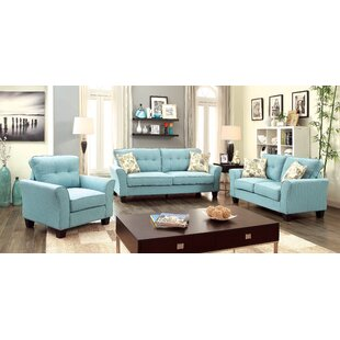 Darby Home Co Mcneely Configurable Living Room Set