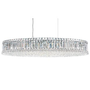 Plaza 16-Light Crystal Chandelier by Scho..