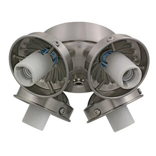 Shop for Compact 4-Light Fitter By Monte Carlo Fan Company