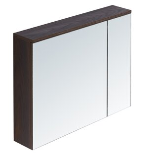 29.5 X 25.6 Surface Mount Medicine Cabinet by InFurniture