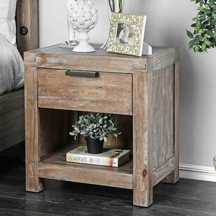 Atia 1 Drawer Nightstand