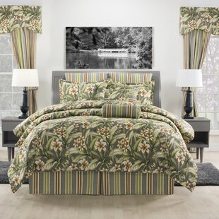 Walsh Tropical Comforter Set