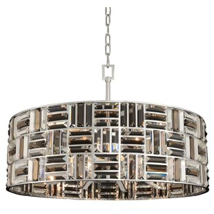 Modello 8-Light Crystal Chandelier by All..