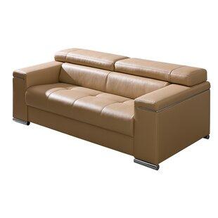 Silver Modern Living Room Sofa