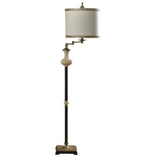 Bargain Tulane 64 Swing Arm Floor Lamp By Astoria Grand