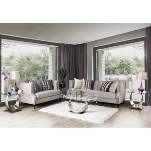 Find for Shields Configurable Living Room Set by Everly Quinn Reviews (2019) & Buyer's Guide