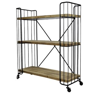 Wood And Metal Shelving Wayfair