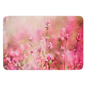Its a Sweet Sweet Life by Robin Dickinson Bath Mat