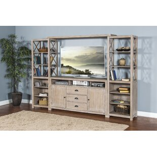Check Prices Montelimar Entertainment Center for TVs up to 65 by August Grove Reviews (2019) & Buyer's Guide