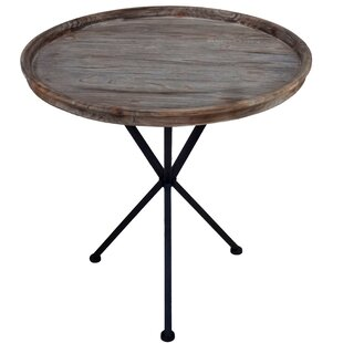 Hoerner End Table by Williston Forge