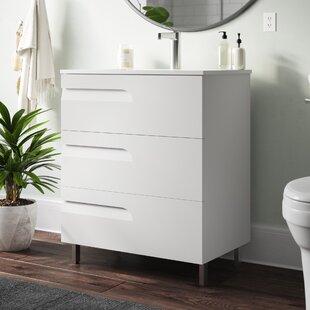 Oberlin 24 inch  Single Bathroom Vanity Set