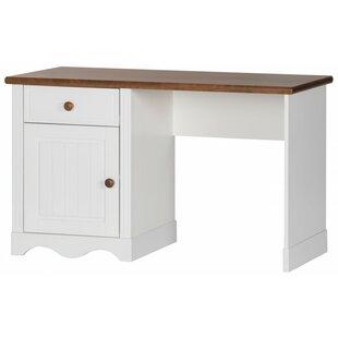 Princessa 125cm Writing Desk with Soft Closing System by Urban Designs