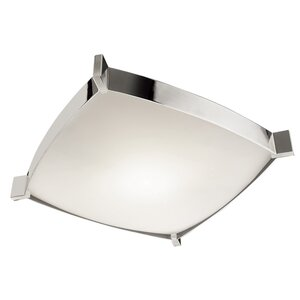 Linea 4-Light Flush Mount