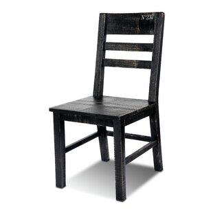 Sandie Solid Wood Dining Chair (Set of 2)