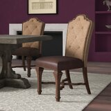 Encinal Upholstered Side Chair (Set of 2) by Greyleigh™