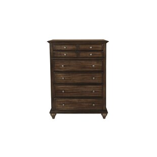 Van Buren 5 Drawer Chest by Greyleigh Amazing