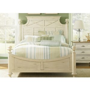 Duval Panel Bed by Bay Isle Home
