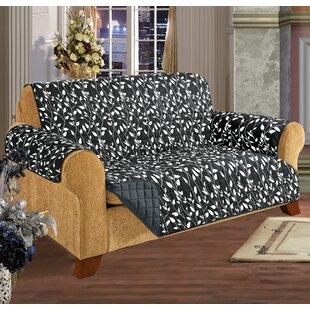 Box Cushion Sofa Slipcover By Charlton Home