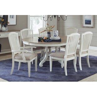 Ophelia & Co. Fairfax 7 Piece Extendable Dining Set