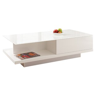 Ahumada Coffee Table With Storage By Ebern Designs