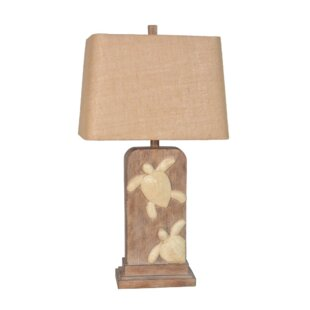 Bargain Stonewood Polyresin 29 Table Lamp By Rosecliff Heights