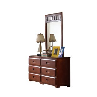 Trumble 6 Drawer Double Dresser by Viv + Rae