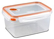 Ultra Rectangle 96 Oz. Food Storage Container