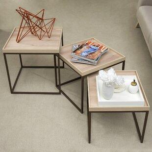 Prevost 3 Piece Nesting Tables