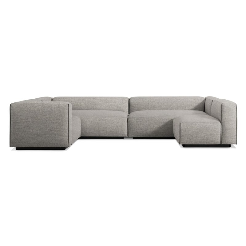 Surprising Cleon Large Modular Sectional Sofa Pabps2019 Chair Design Images Pabps2019Com