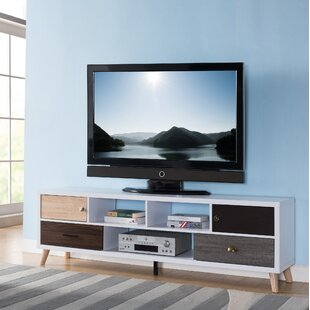 Affordable Cardoza TV Stand for TVs up to 70 by George Oliver Reviews (2019) & Buyer's Guide