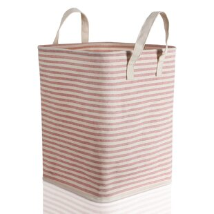 Great Price Laundry Hamper By August Grove