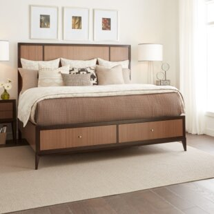 Compare prices Coletta Storage Platform Bed By World Menagerie